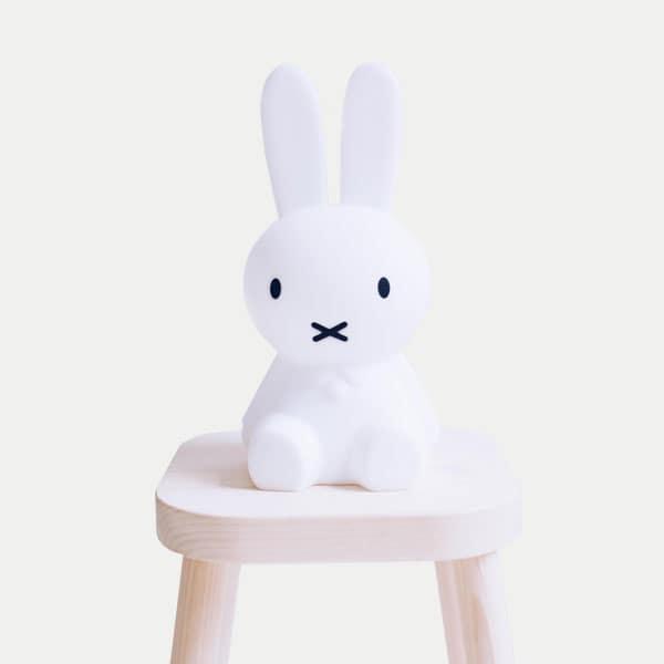 Miffy XL LED-Leuchte in Weiß Meintipi