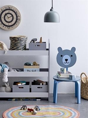 Kinderregal mit Boxen Bloomingville Meintipi Onlineshop