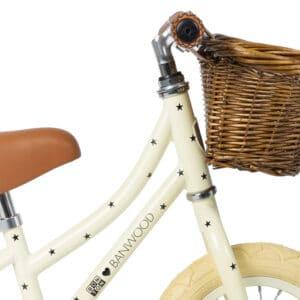Banwood Laufrad First Go Bonton-R-Crema Sterne Meintipi