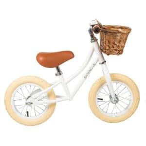 Banwood Laufrad First Go Weiß Meintipi