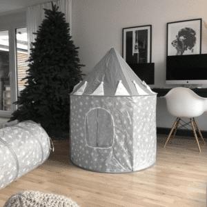 Spielzelt und Spieltunnel Star von Kids Concept