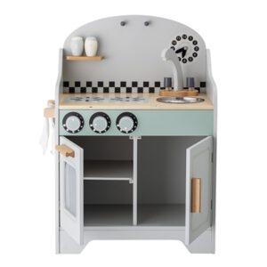 Halime Kinderküche Mini Stove Grau Bloomingville Meintipi