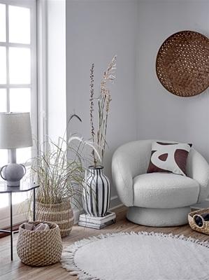 Ted Lounge Chair Meintipi Bloomingville Teddystoff