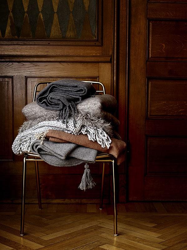 Bettwäsche, Decken