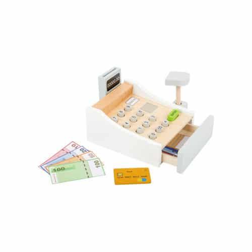 Spielkasse aus Holz small foot Meintipi