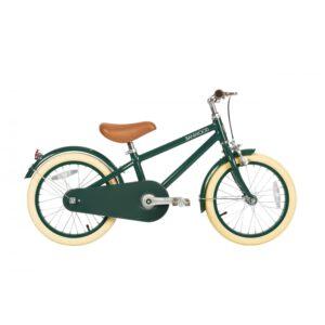 Banwood Fahrrad Classic White Grün