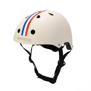 Fahrrad Helm Classic Stripes