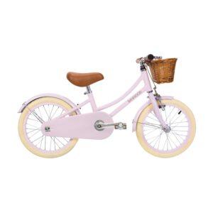 Banwood Fahrrad Classic White Pink