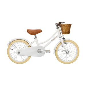 Banwood Fahrrad CLassic White Weiß