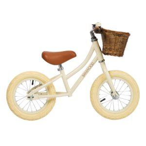 Banwood Laufrad First Go Creme