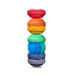 Stapelstein Rainbow Great Set
