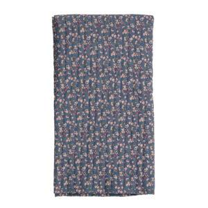 Decke Maude Blau Floral